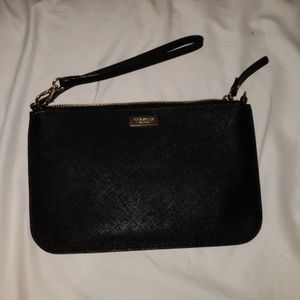 Kate Spade leather clutch